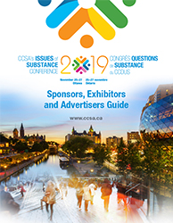 Sponsors, Exhibitors and Advertisers Guide (Issues of Substance Conference 2019)